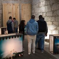 Reportagem da inauguração da exposição do projeto Este Espaço Que Habito